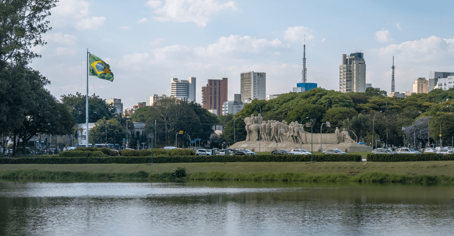 Sao Paulo, Brésil © iStock / diegograndi