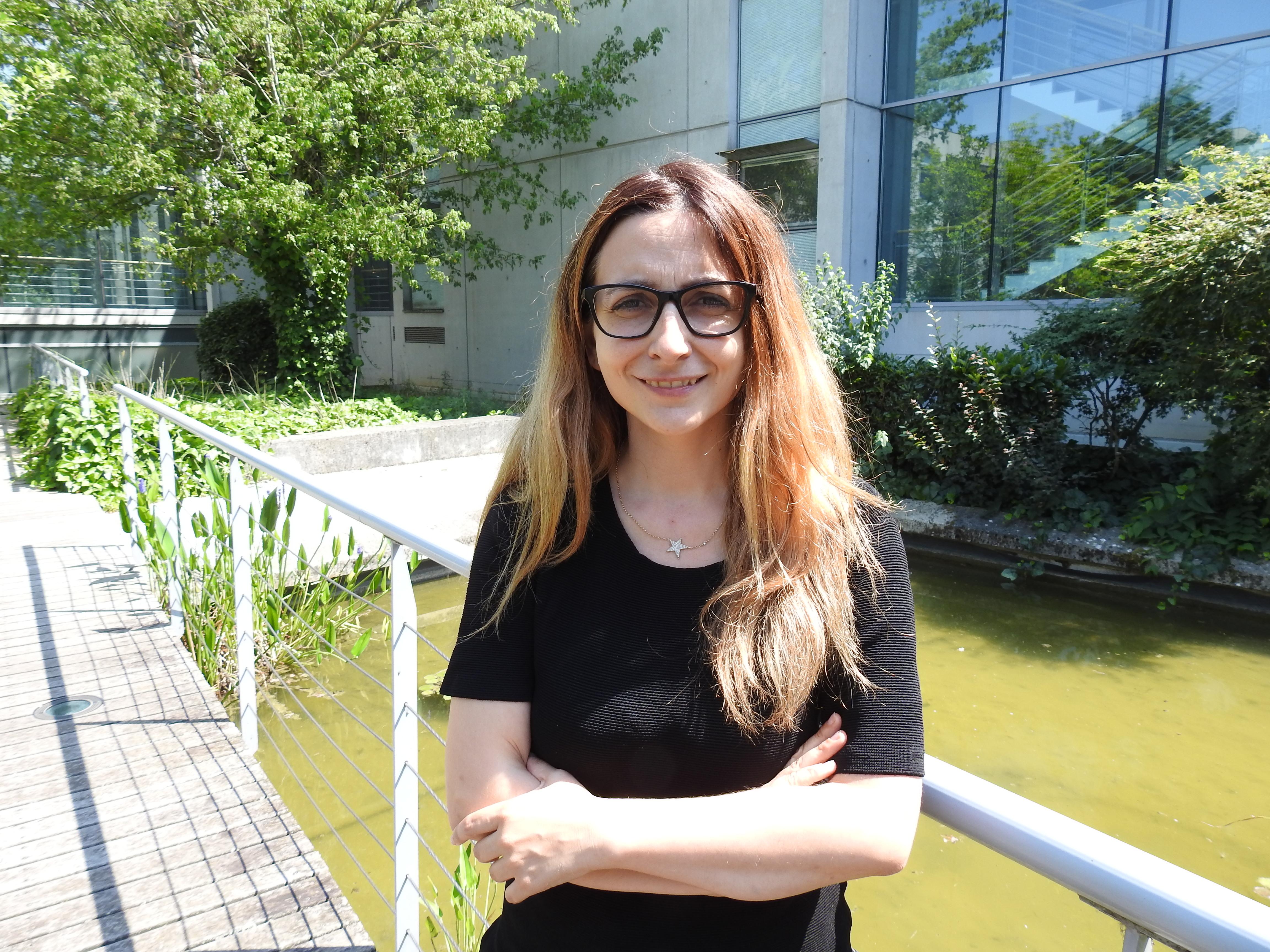 Irene Cristofori, lauréate IMPULSION 2019