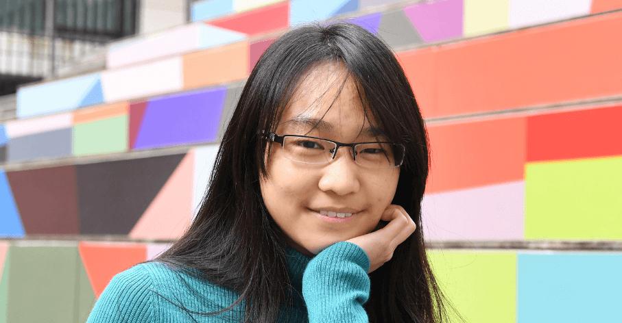 Xin Yee Ng, étudiante master Acoustique labellisé IDEXLYON